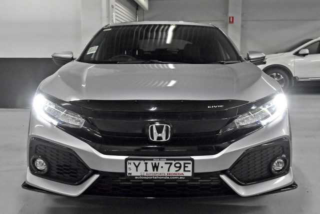 2018 Honda Civic Hatch 10th Gen RS Hatchback Image 4