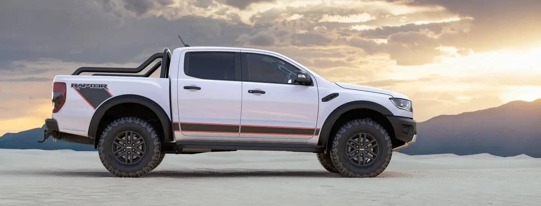 Ranger Raptor X The Ultimate Off-Road Truck