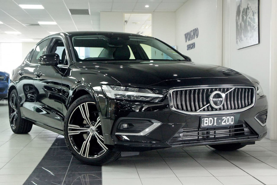 2019 MY20 Volvo S60 Z Series T5 Inscription Sedan Mobile Image 4