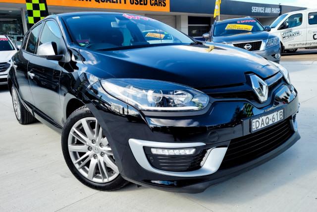 2015 Renault Megane E
