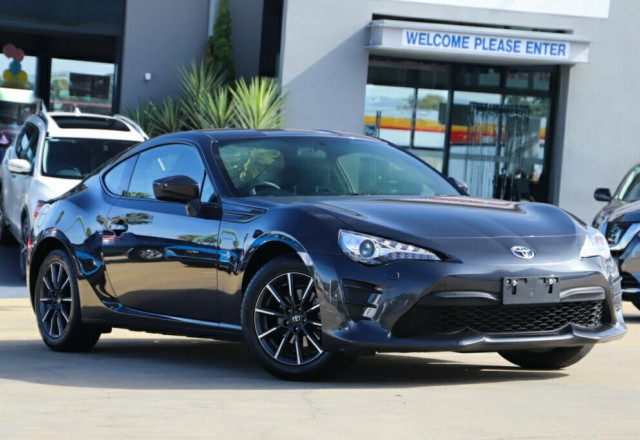 2017 Toyota 86 ZN6 GT Coupe