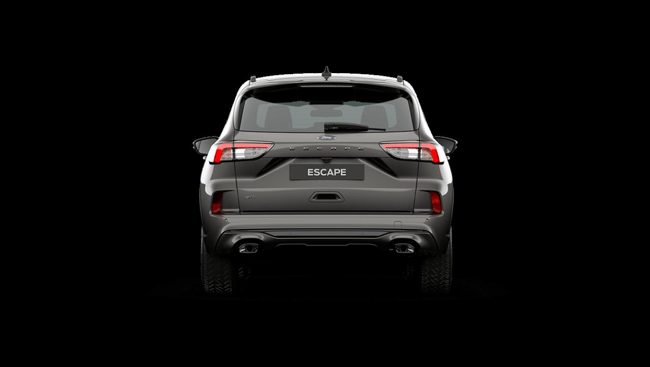 2020 MY21.25 Ford Escape ZH ST-Line Suv Image 4