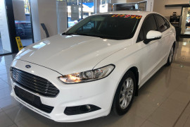 2015 Ford Mondeo MD Ambiente Hatchback Image 3