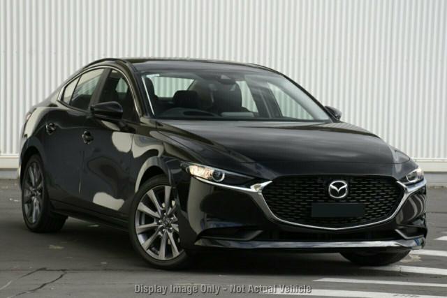 2020 Mazda 3 BP G25 Evolve Sedan Sedan