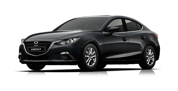 Mazda 3 neo 2015