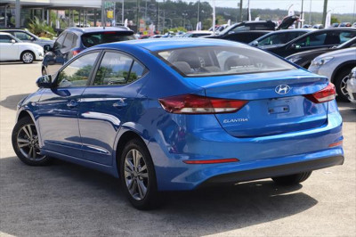 2015 Hyundai Elantra AD MY17 Active Sedan Image 3