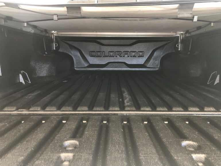 2015 Holden Colorado RG Turbo LS 4x4 dual cab Image 15
