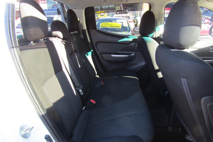 2016 MY17 Mitsubishi Triton MQ GLS Double Cab Pick Up 4WD Dual cab Image 18