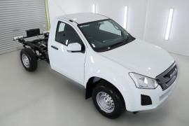 Isuzu UTE D-MAX SX Single Cab Chassis Low-Ride 4x2
