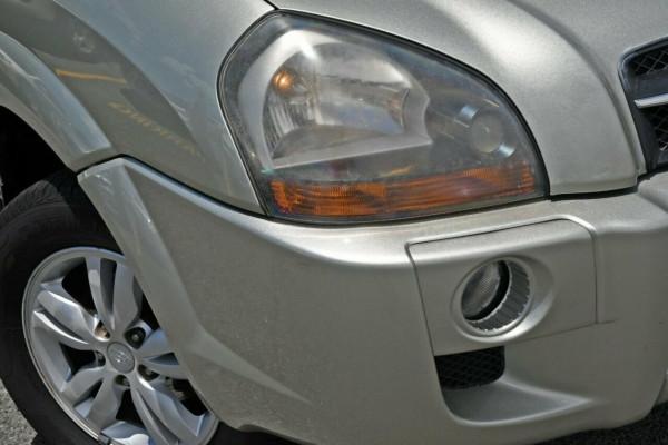 2009 Hyundai Tucson JM MY09 City SX Suv Image 2