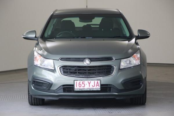 2015 Holden Cruze Vehicle Description. JH  II MY15 Equipe HBK 5dr SA 6sp 1.8i Equipe Hatchback Image 2