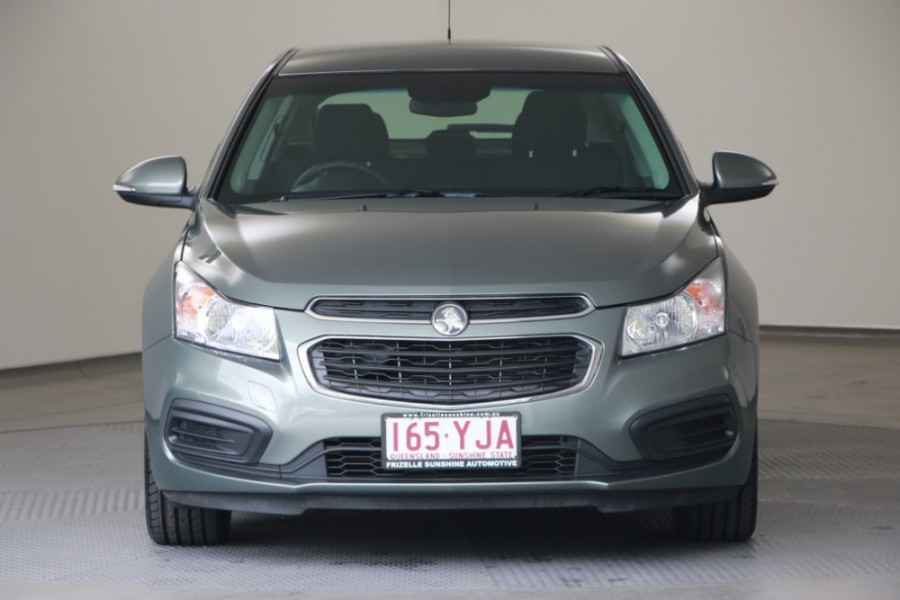 2015 Holden Cruze Vehicle Description. JH  II MY15 Equipe HBK 5dr SA 6sp 1.8i Equipe Hatchback