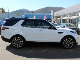 2017 Land Rover Discovery Series 5 L462  SD4 SD4 - HSE Wagon