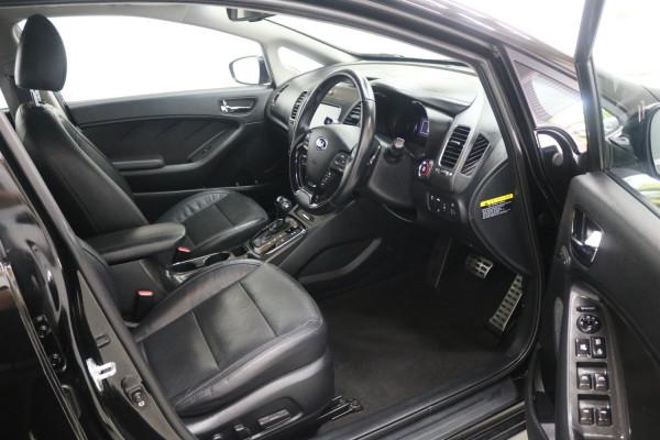 2016 Kia Cerato YD MY17 SLI Sedan Image 4