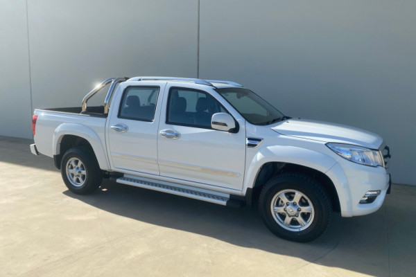 2018 Great Wall Steed NBP Dual Cab Diesel Utility Image 4