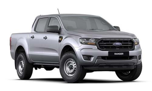2019 MY19.75 Ford Ranger PX MkIII 4x4 XL Double Cab Pick-up Utility