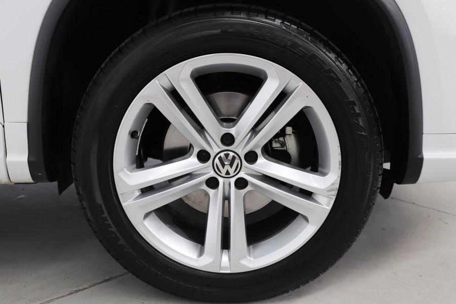 2014 Volkswagen Tiguan 155 Tsi R-Line (4x4)