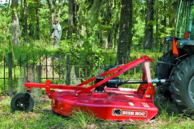 New FieldQuip Bush Hog 10 Series Slashers