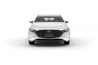 2021 MY20 Mazda 3 BP G20 Pure Hatch Hatchback Image 4