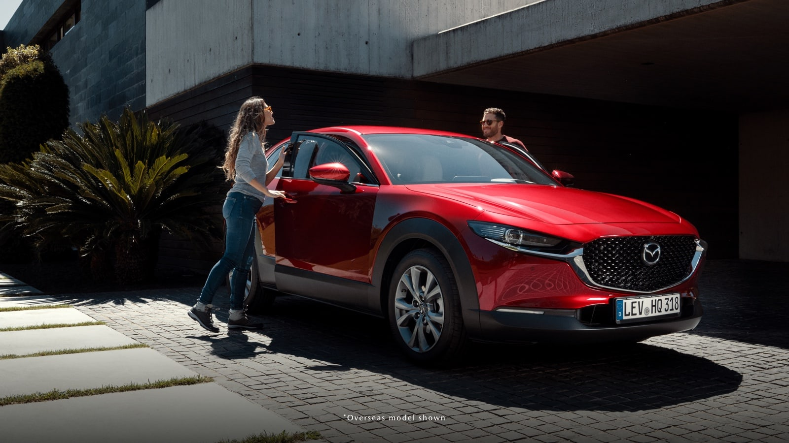 CX-30 Introducing Vision Technology