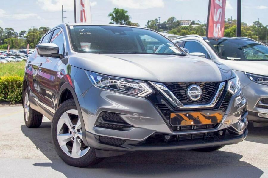 2019 MY20 Nissan Qashqai MY20 ST+ Suv Image 1