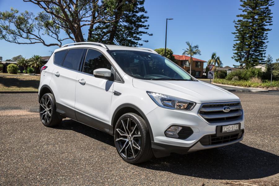 2019 MY19.75 Ford Escape ZG  Trend Suv