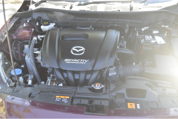 2017 Mazda 2 DJ Hatchback Hatchback Image 2
