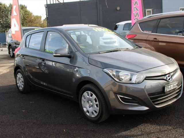 2015 MY16 Hyundai I20 PB  Active Hatchback