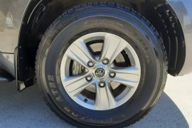 2016 Toyota Landcruiser VD WAG Suv