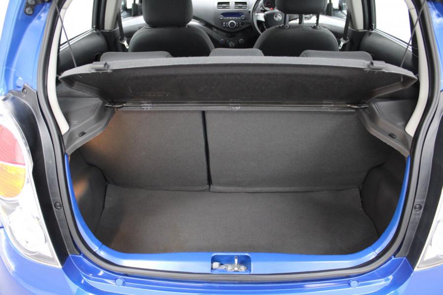 2011 Holden Barina Spark MJ  CD Hatchback Image 10