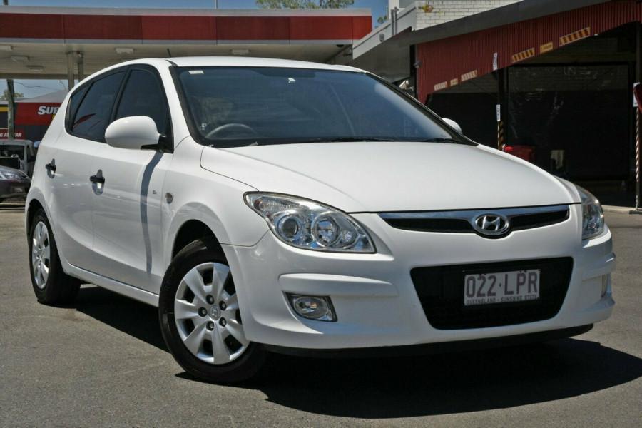 2008 MY09 Hyundai i30 FD MY09 SX Hatchback