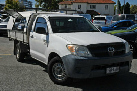 Toyota Hilux Workmate 4x2 TGN16R MY08