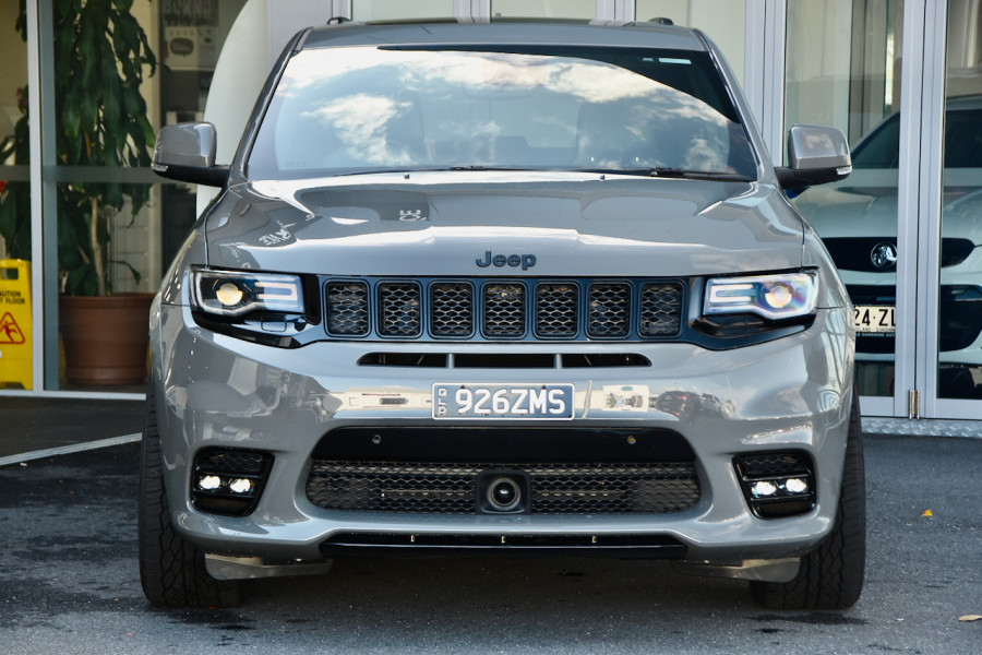 2019 Chrysler Grand Cherokee SRT 4x4 6.4L 8Spd Auto Wagon