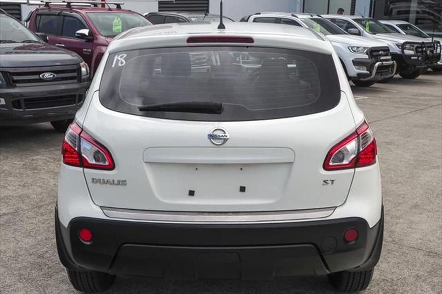2012 Nissan DUALIS J10 Series 3 MY12 ST Hatchback