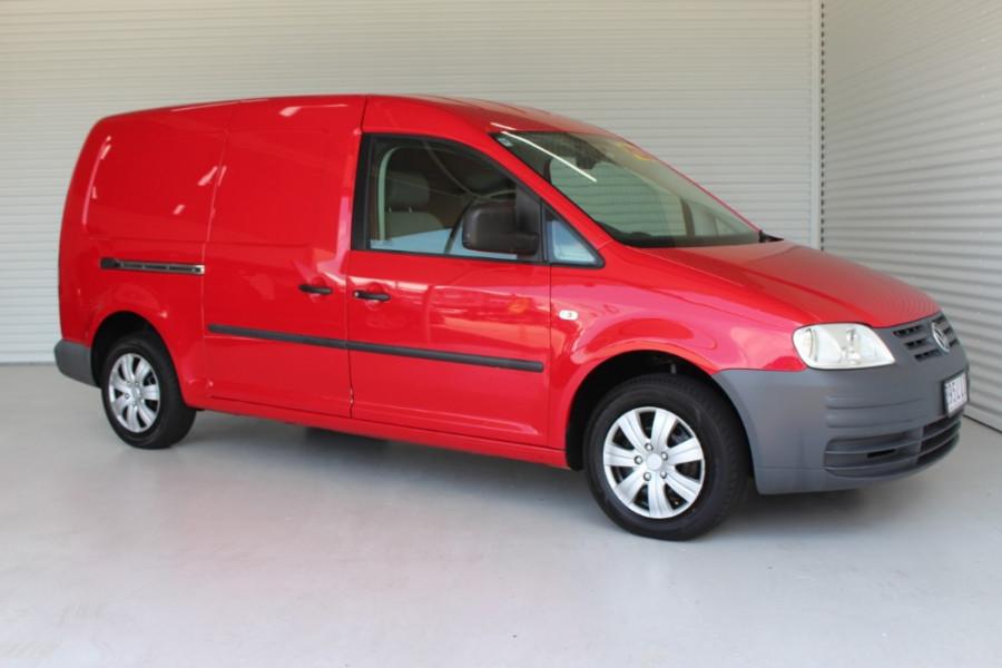 2008 Volkswagen Caddy 2KN 2KN Van Image 1