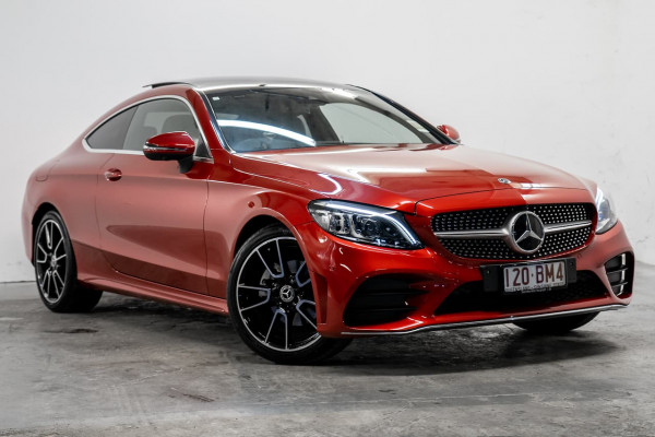 Mercedes-Benz C-class C200 C205
