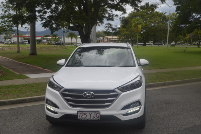2018 Hyundai Tucson TL2 Active Suv Image 3
