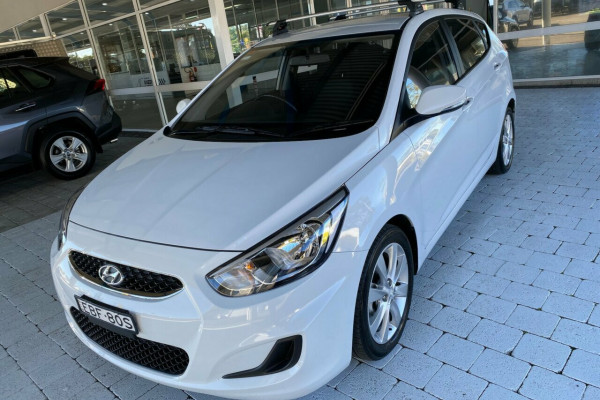2019 Hyundai Accent Sport Hatchback
