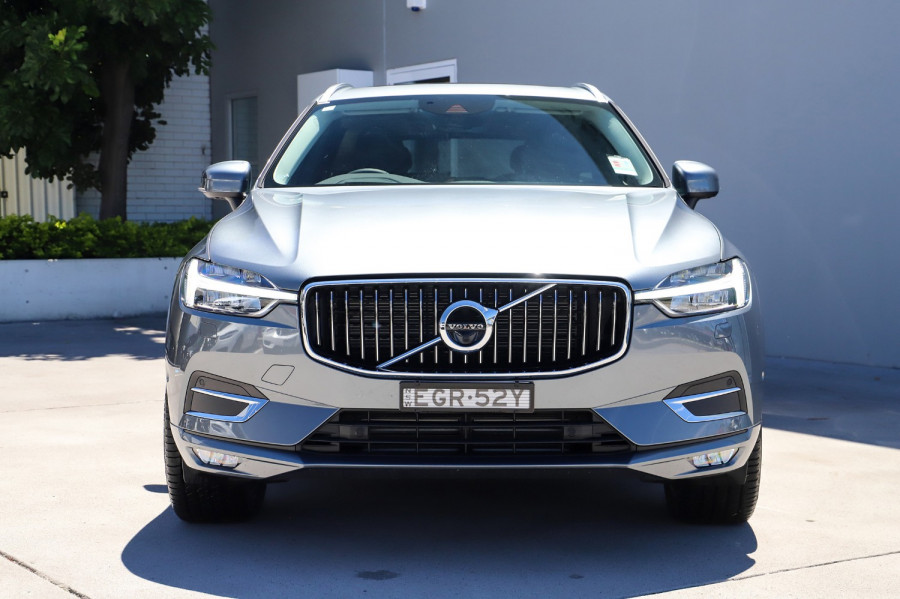 2020 Volvo XC60 UZ D4 Inscription Suv Image 1