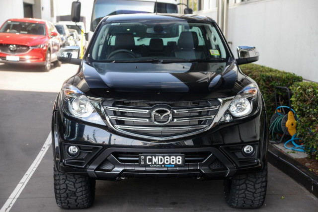 2019 Mazda BT-50 UR 4x4 3.2L Freestyle Cab Chassis XT Cab chassis Image 3