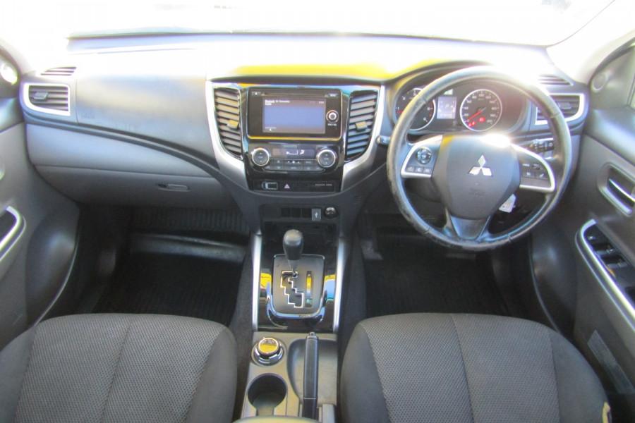 2016 MY17 Mitsubishi Triton MQ GLS Double Cab Pick Up 4WD Dual cab Image 19