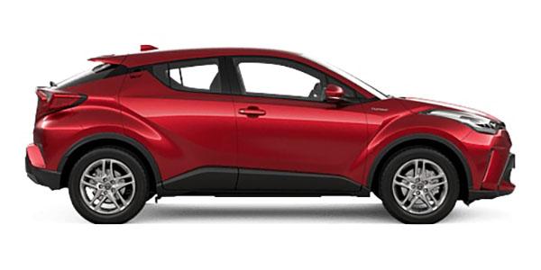 2019 Toyota C-HR NGX C-HR Suv