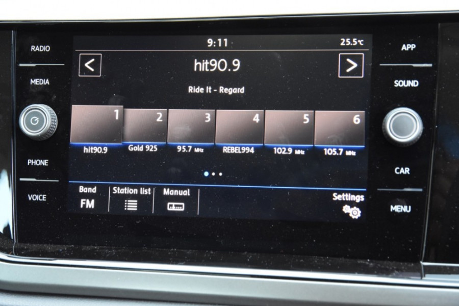 2019 Volkswagen Polo AW Comfortline Hatchback Image 15