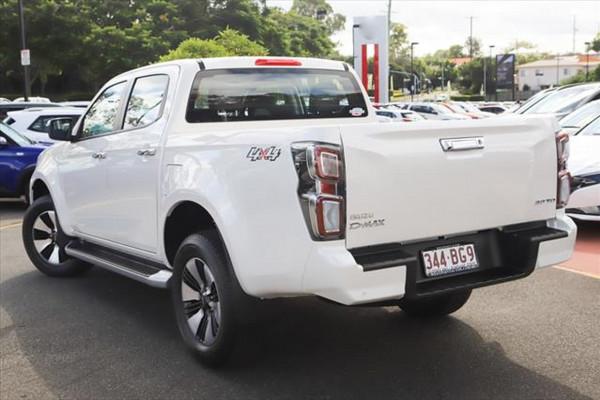 2020 MY21 Isuzu UTE D-MAX RG LS-U 4x4 Crew Cab Ute Utility Mobile Image 3