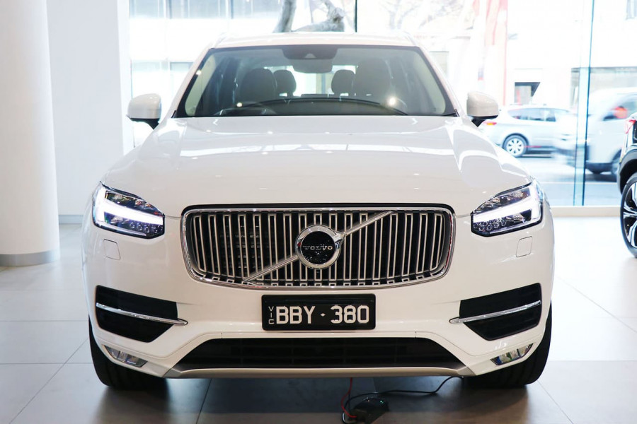 2019 Volvo XC90 L Series T6 Inscription Suv Mobile Image 2