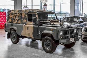 1989 Land Rover 110 (No Series) Cab chassis Image 3