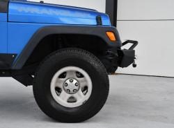 2003 Chrysler Wrangler TJ Sport Convertible Image 5