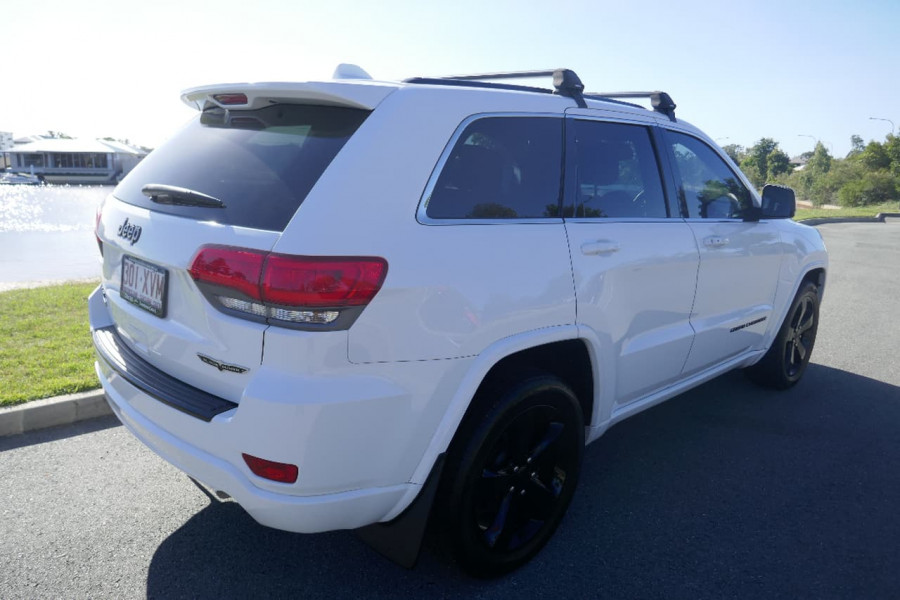 2014 Jeep Grand Cherokee WK Blackhawk Wagon