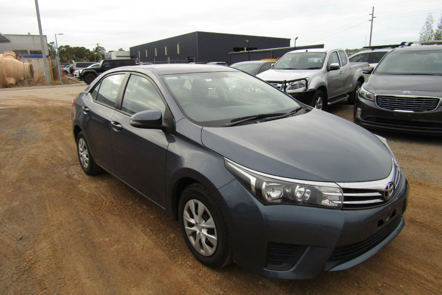2015 Toyota Corolla ZRE172R ASCENT Sedan