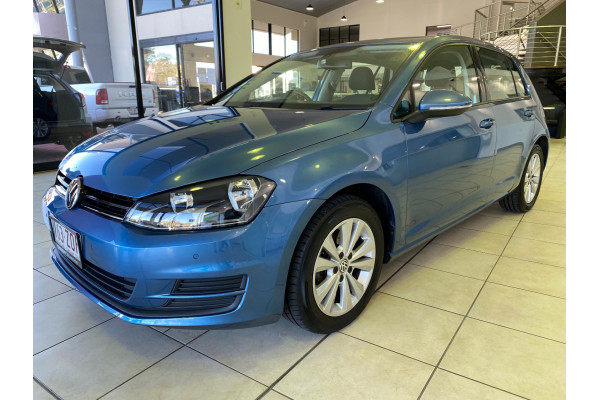 2014 MY15 Volkswagen Golf Hatchback Image 3